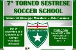 7° TORNEO SESTRESE SOCCER SCHOOL MEMORIAL MURATORE E CAVANNA